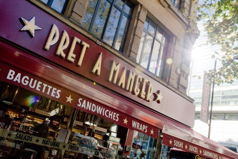 pret a manger value chain 09082015 its name means ready to eat but the lip-smacking question for investors is whether british sandwich chain pret a manger is ready to go public.