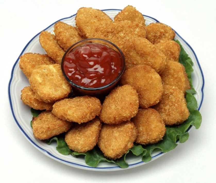Eating Only Mcdonald S Chicken Nuggets Since Age 2 Daily Mail Online