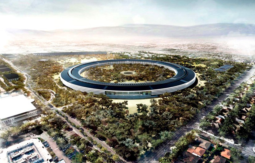 What Architecture Can Tell Us About Facebook, Google, And Apple