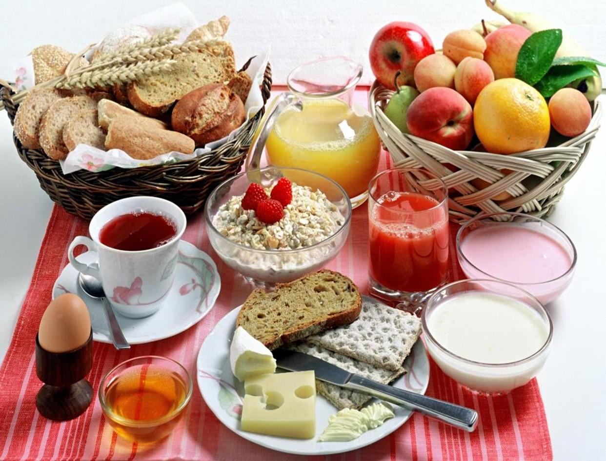 gezond week menu