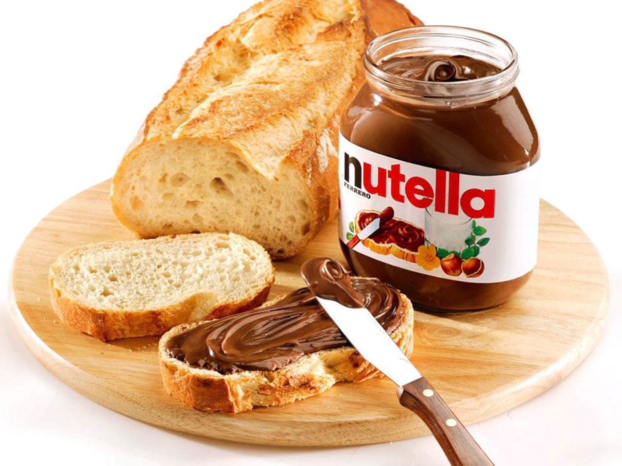 the history of nutella centives
