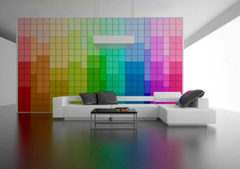 paint for office walls. white may well be the worst colour to paint office walls for n