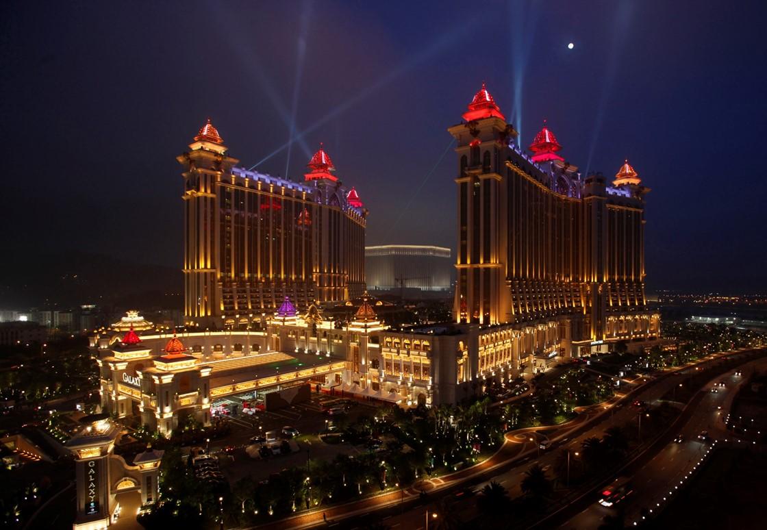 город казино в китае название