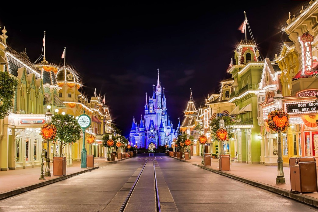 Disney World Is Quite Literally Unamerican Centives