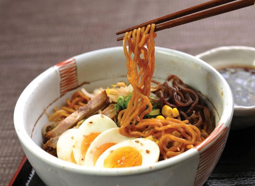 Как готовить рамен в домашних условиях по-корейски 339