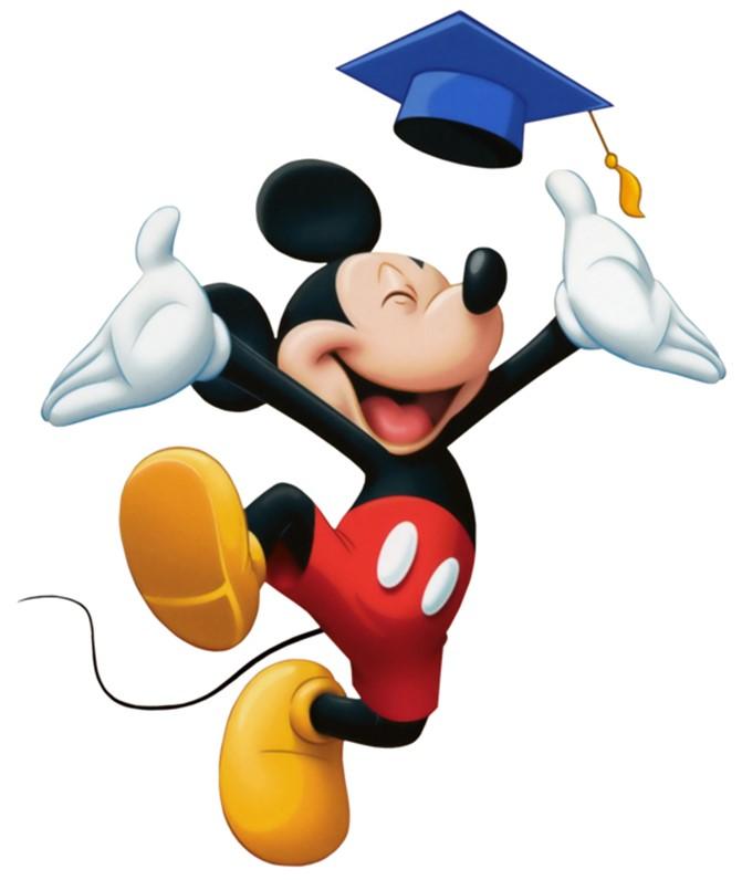 Professor Mickey Mouse Centives