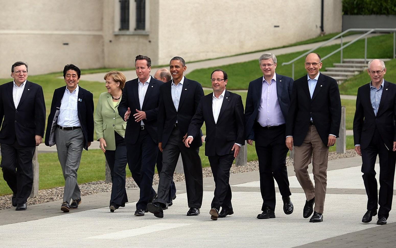 body language in international politics